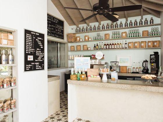 Cooper Island Coffee Shop