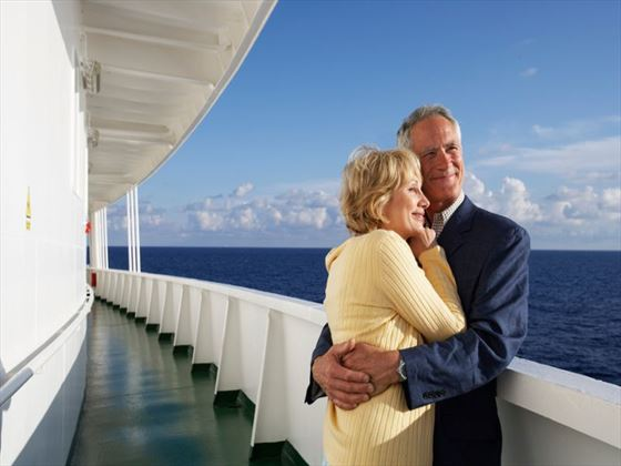 Take in the sights on a fascinating cruise trip