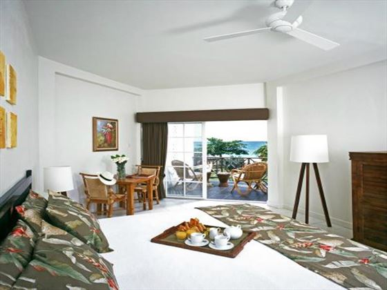 Coyaba Beach Resort Superior Collection King-size Room