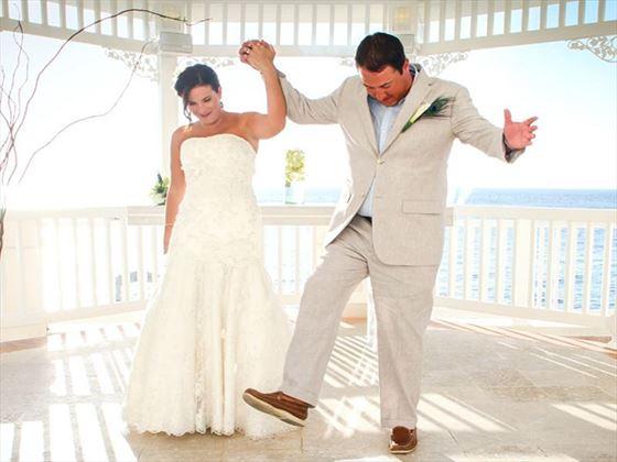 Weddings at Cozumel Palace