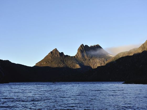 Cradle Mountain Lake St Clair National Park