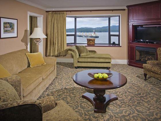 Crest Hotel, Executive Suite