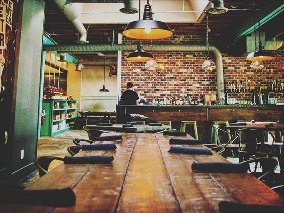 The Curious Cafe, Kelowna