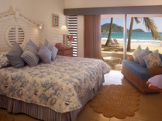 Curtain Bluff Deluxe Room