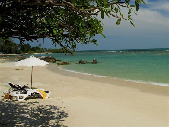 Centara Villas Samui beach