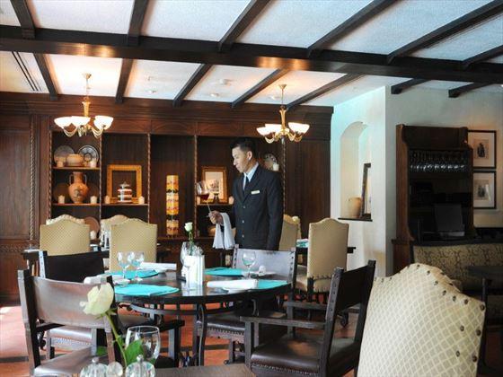 Da Vinci restaurant at Rembrandt Hotel Bangkok