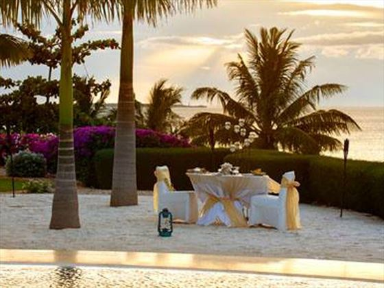 Special times at Dream of Zanzibar