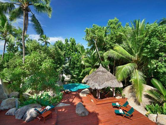 Hilton Seychelles Labriz - Spa Area