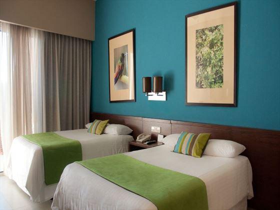 Deluxe Garden Room at Now Larimar Punta Cana Resort