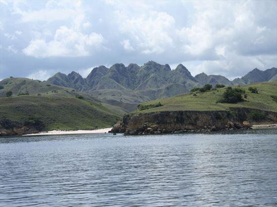 Komodo National Park islands