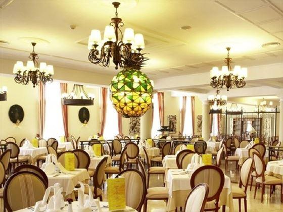 Gourmet Restaurant