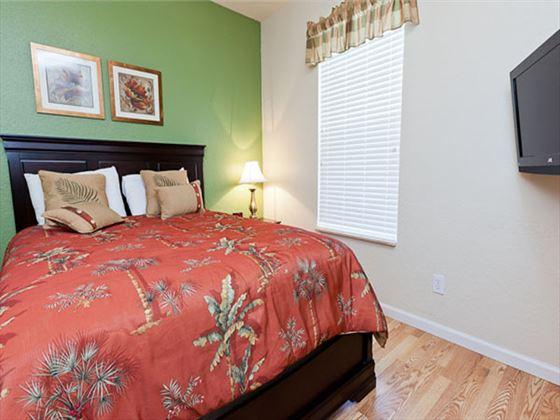 Disney Area Platinum Homes Bedroom
