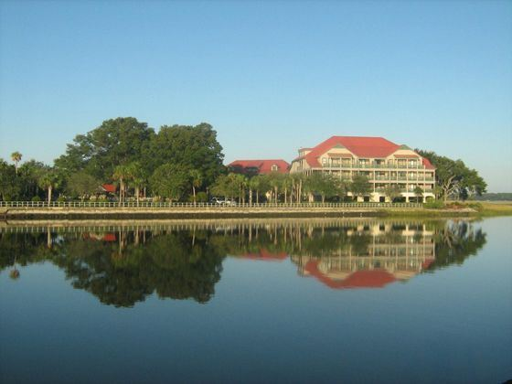 Disney's Hilton Head Island Resort Exterior