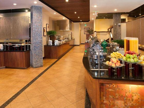 Doubletree by Hilton at SeaWorld buffet