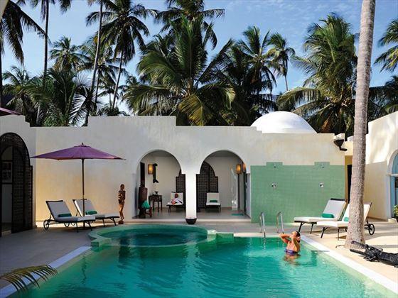 Spa at Dream of Zanzibar