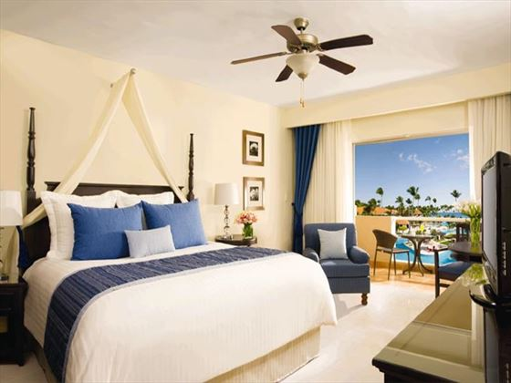 Dreams Punta Cana Deluxe Tropical Family Room