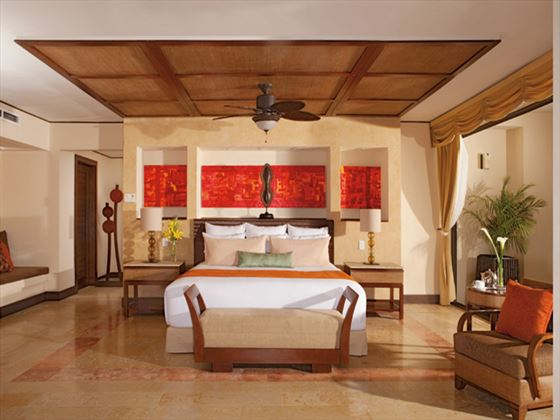 Dreams Riviera Cancun Resort & Spa Preferred Club Master Suite