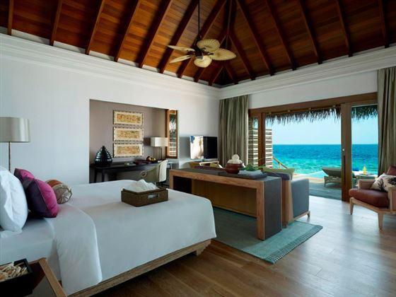 Dusit Thani Ocean Villa with pool