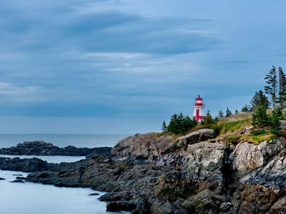 East Quoddy Head Lighthouse, New Brunswick
