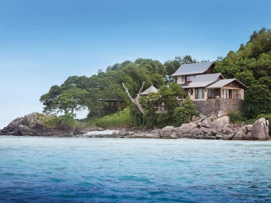 Enchanted Island exterior