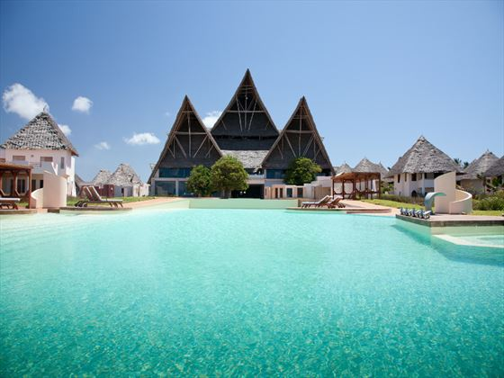 Essque Zalu Zanzibar swimming pool