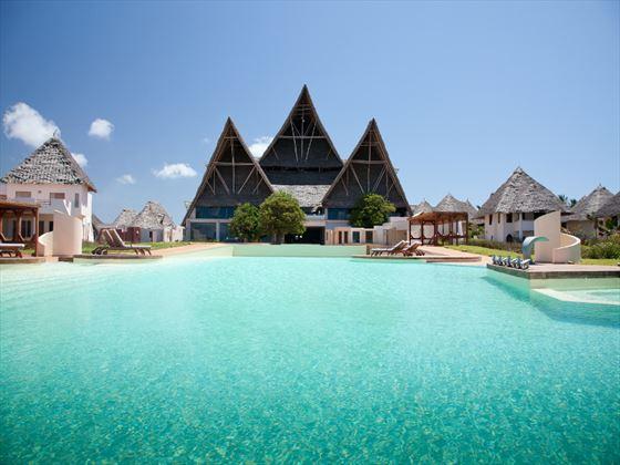 Essque Zalu Zanzibar swimming pool