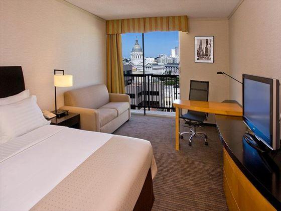 Executive King Room at Holiday Inn Civic Centre