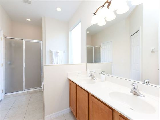 Executive Plus Resort Typical Bathroom