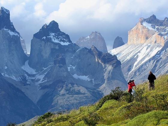 Exploring Torres del Paine in Patagonia
