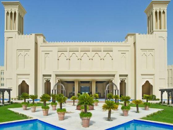 Exterior view of Grand Hyatt Doha