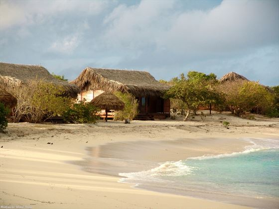 Exterior view of Medjumbe Private Island
