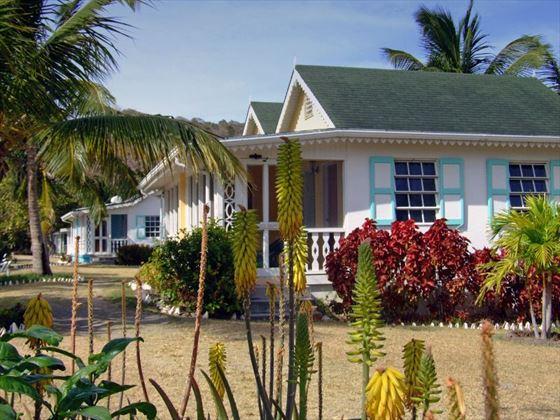 Exterior view of Oualie Beach Resort