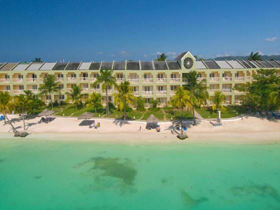 Exterior view of Sandals Negril Beach Resort & Spa