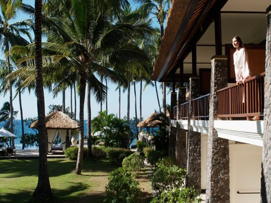 Exterior view of Spa Village Resort Tembok, Bali