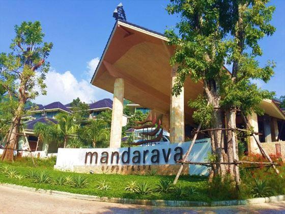 Exterior view of Mandarava