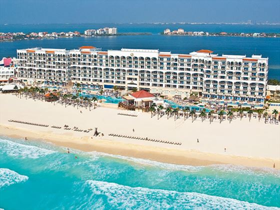 Exterior view of The Royal Cancun