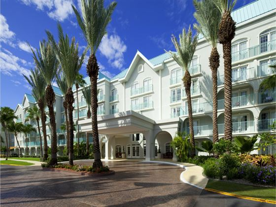 Exterior view of Westin Grand Cayman Seven Mile Beach Resort