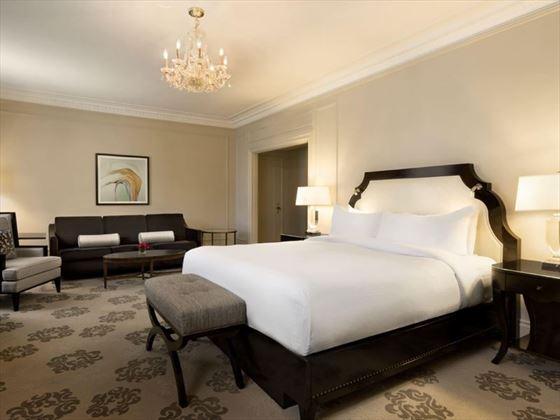 Fairmont Hotel Vancouver, Junior Suite
