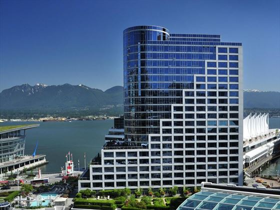 Fairmont Waterfront exterior