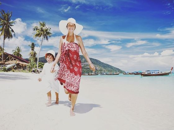 Family beach holidays in Thailand