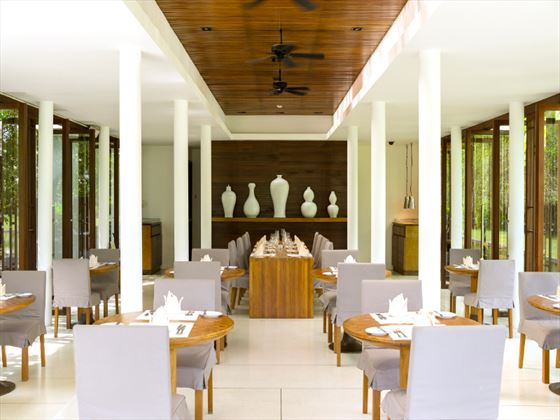 Ficus restaurant at The Sarojin