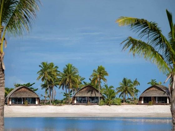 Fiji Marriott Resort Momi Bay Duplex Lagoon exteriors