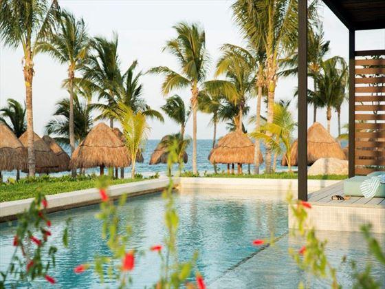 Finest Playa Mujeres pool