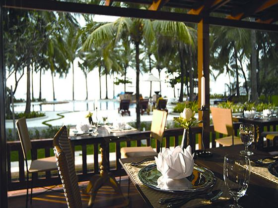 Fisherman's Wharf restaurant at Katathani Phuket Beach Resort Hotel