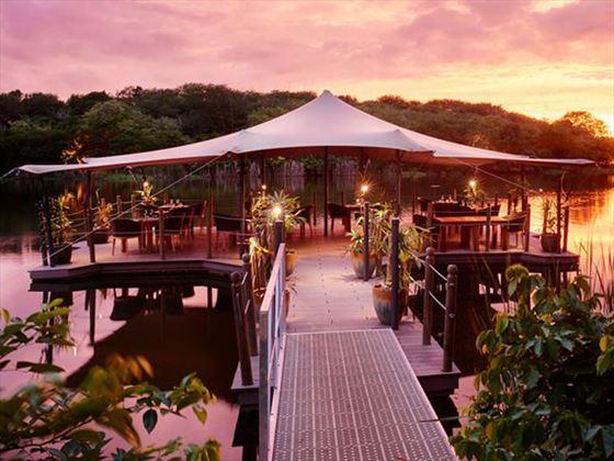 Utterly romantic restaurant for your wedding reception