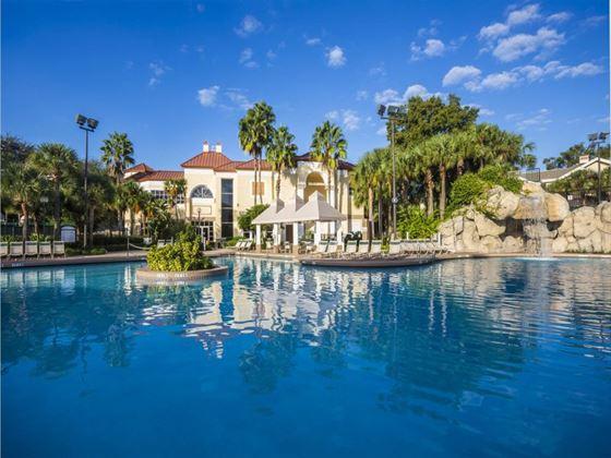 Fountains pool at Sheraton Vistana Resort