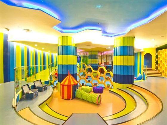Funtasea activity room at Royal Cliff Hotels Group