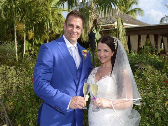 Mr & Mrs Hanley Ginger