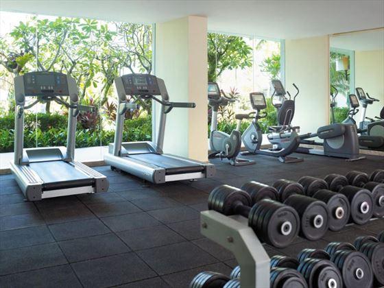 Golden Sands Resort by Shangri-La gym