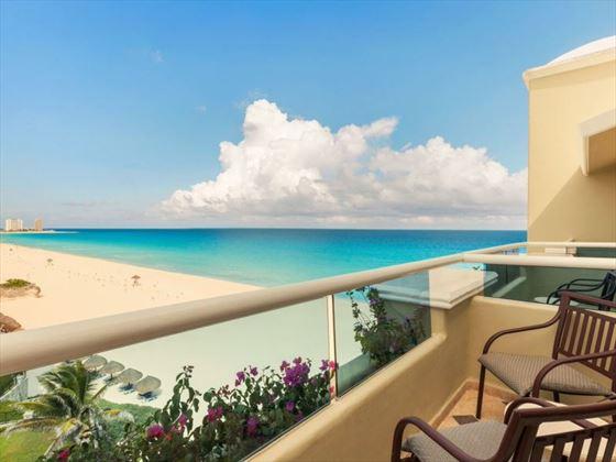 Junior Suite Ocean View balcony